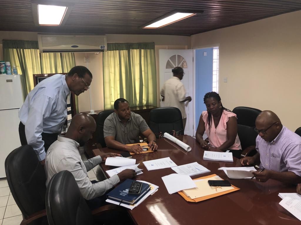 Vieux Sucrieux and Patience signing IMG 20190424 WA0004